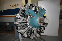 Pratt and Whitney R2000 Twin Wasp